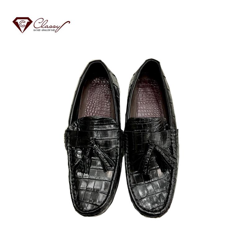 Giày da cá sấu tại Vinh